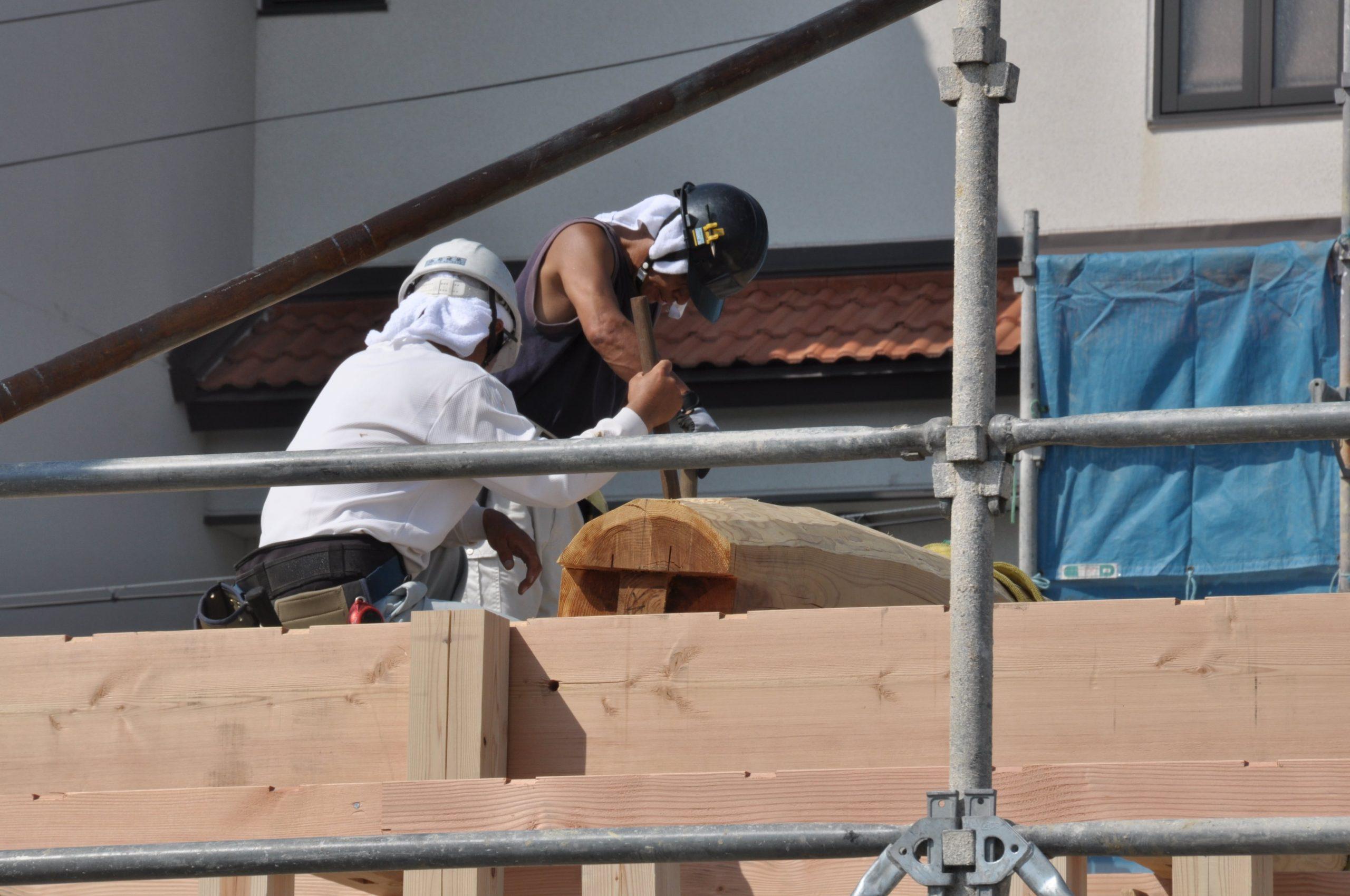 愛知県名古屋の設計事務所、小牧市の一級建築士事務所「(株)和田建設」の施工事例の写真です。
